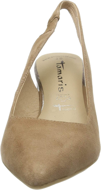 Tamaris Damen 1 1 29609 22 Slingback Ballerinas