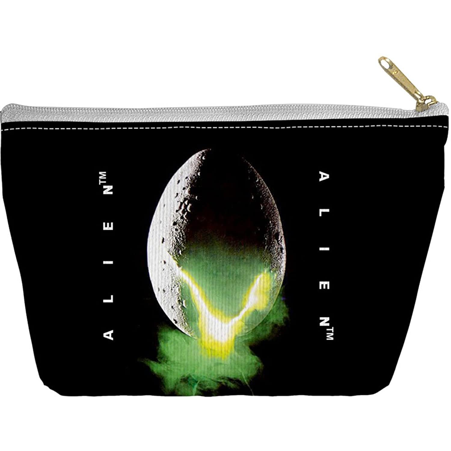 Alien Poster Accessory Pouch White