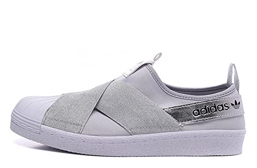 Adidas Superstar slip on Women\u0027s Running Shoes (USA 7.5) (UK 6) (