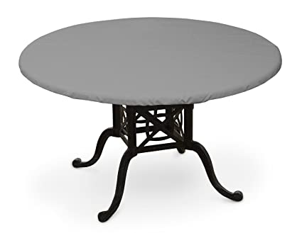 Koverroos Weathermax 87360 32 Inch Round Table Top Cover 36 Inch Diameter Charcoal