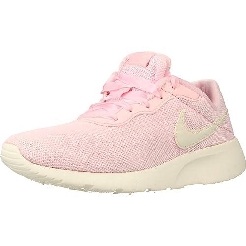 Zapatillas para niña, Color Rosa, Marca NIKE, Modelo Zapatillas para Niña NIKE Tanjun SE Rosa: Amazon.es: Zapatos y complementos