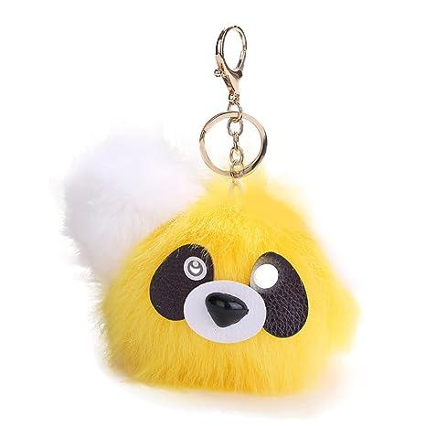 cuiyoush - Llavero de Peluche con diseño de Panda, Aleación ...