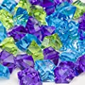 Petco Chrome Blue Mix Jewel Gravel Accents by Petco