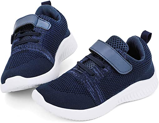 Children Toddlers Boys Girls Sports Athletic Running Sneaker Shoes Breathable