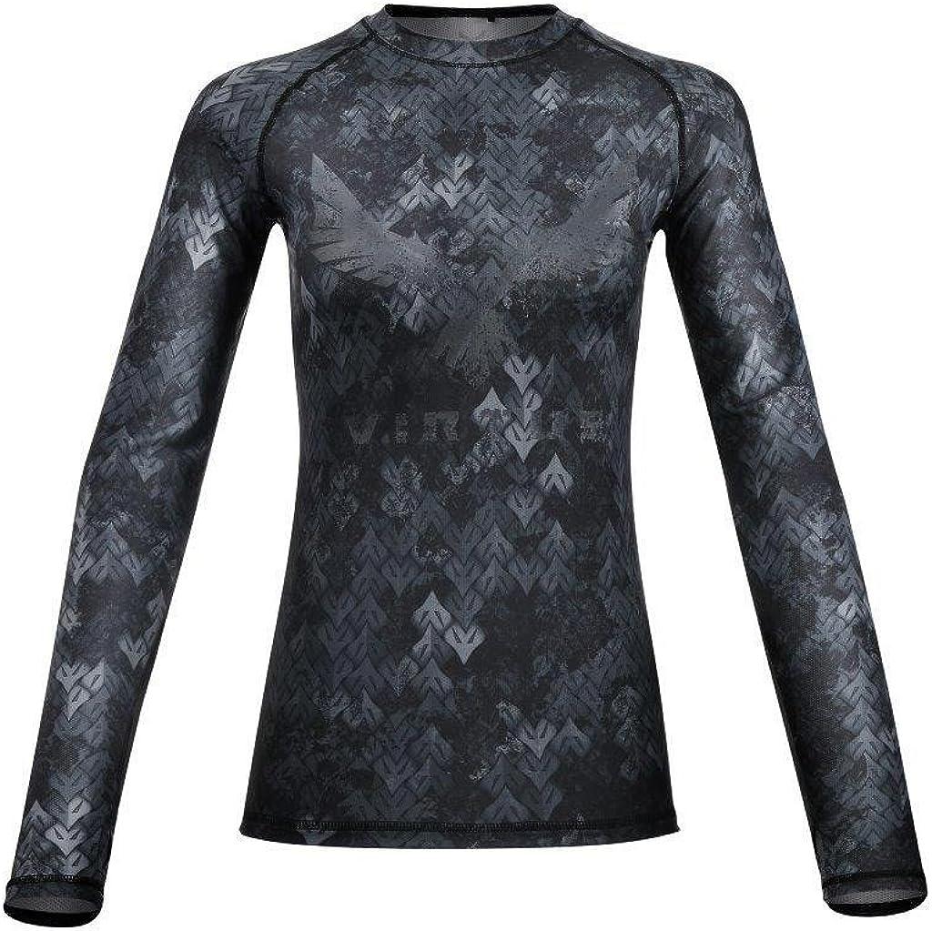 T Shirt for Women Rocky L//S Full Camo Virtus