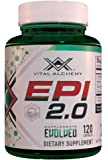 Epi 2.0 - Hard Lean Muscle Mass Gainer and Strength Booster from Vital Alchemy