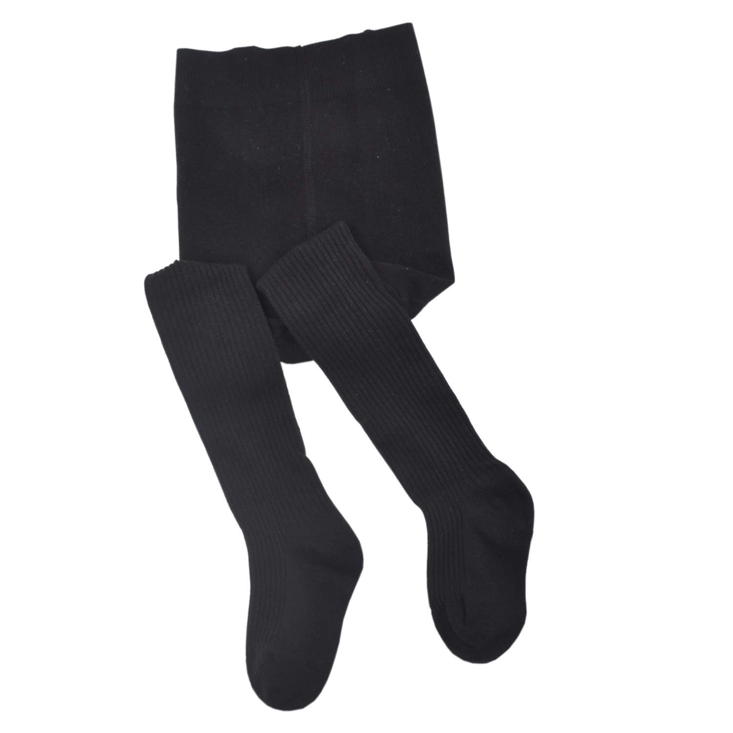 VeaRin Cable Knit Tights for Toddler Girls 3 Pack