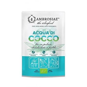 Acqua Di Cocco Bio Polv 10g
