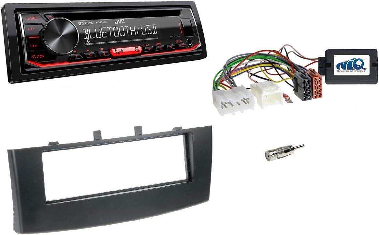Autoradio Einbauset Geeignet Für Mitsubishi Colt Inkl Elektronik