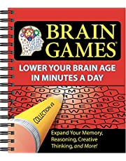Brain Games #3: Lower Your Brain Age in Minutes a Day (Volume 3)