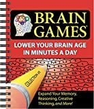 Brain Games #3: Lower Your Brain Age in Minutes a Day