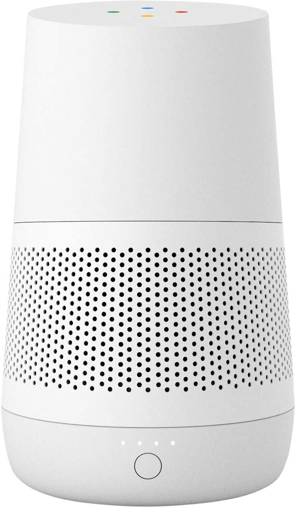Loft Carbon Ninety7 Battery Base for Google Home Audio//Video Product Carbon//Black