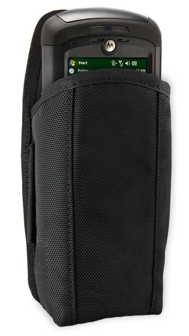 e-Holster Motorola MC9500 Rugged Ballistic Nylon Holster Case with Rotating Belt Clip