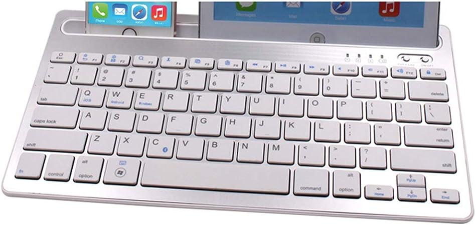 FSM88 Teclado Teclado Bluetooth De Doble Canal Bluetooth con ...