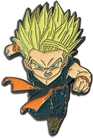 Great Eastern Dragon Ball Super Super Saiyan Trunks Pin