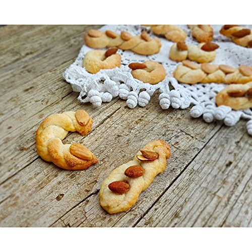 Twisted Apulian Biscuits
