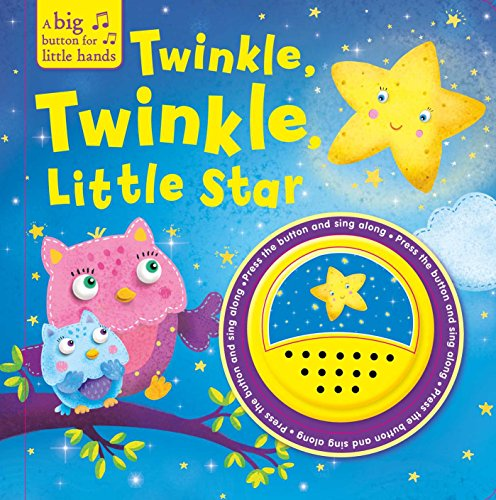(Twinkle, Twinkle Little Star (A Big Button for Little Hands Sound Book))