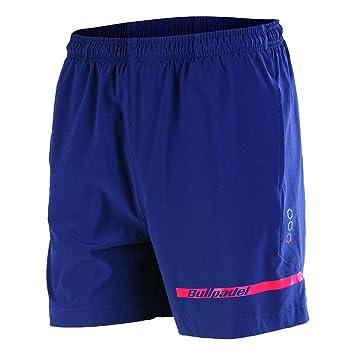 Bull padel Bufer - Short para Hombre, Color Azul Oscuro, Talla 2XL: Amazon.es: Zapatos y complementos