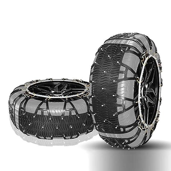 Cadena de Nieve - Neumáticos de la Cadena de Nieve del automóvil ...