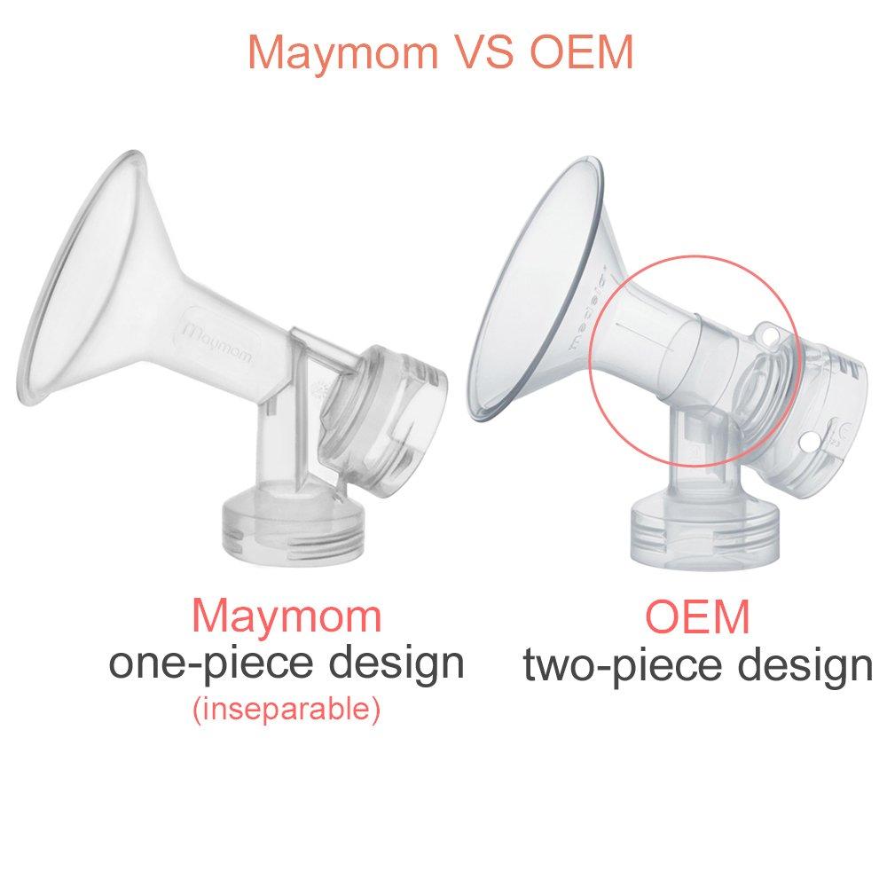 Maymom O-ring y membrana para Medela Harmony