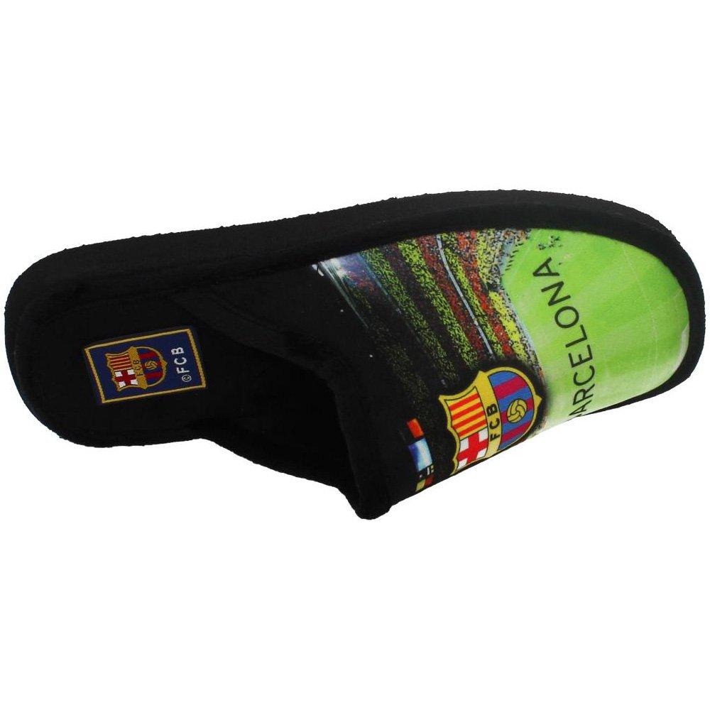 9ed7839ac9f Descripción del producto. Bonitas zapatillas de casa del FC Barcelona con  el Camp nou ...