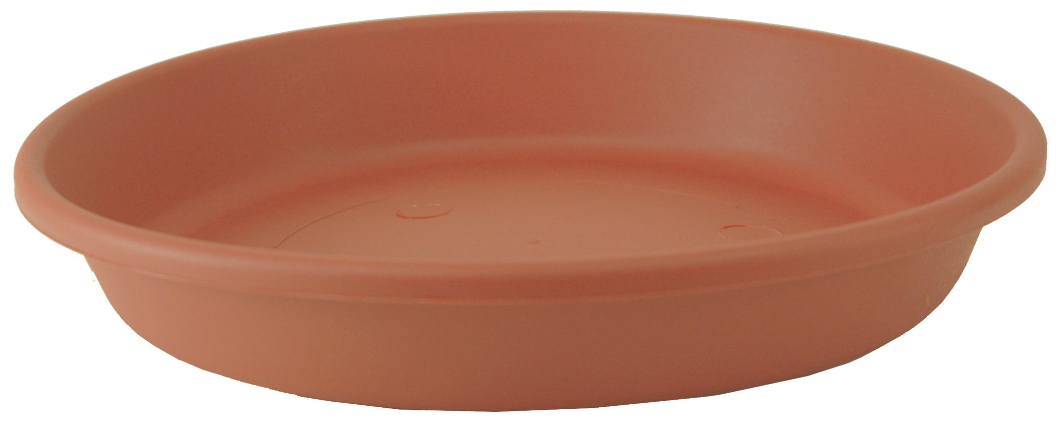 Akro Mils SLI20000E35 Classic Saucer for 20-Inch Classic Pot, Clay Color, 17.63-Inch