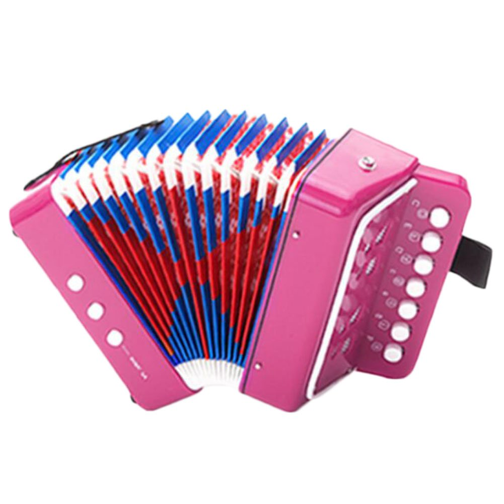George Jimmy Great Musical Instrument Mini Accordion Education Kids Toy Player Kids Gift -A3