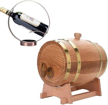GYPPG Dispensador Barril Vino Roble Vintage, barriles ...