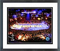 "Bridgestone Arena Nashville Predators Game 3 2017 Stanley Cup Stadium Photo (Size: 12.5"" x 15.5"") Framed"