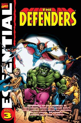 Essential Defenders, Vol. 3 (Marvel Essentials) (v. 3) ()