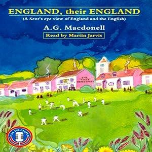 England, Their England Audiobook
