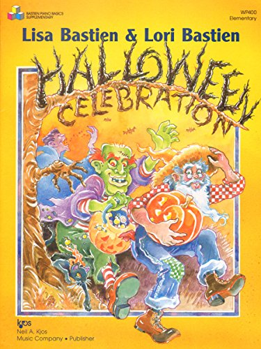 WP400 - Halloween Celebration - (Halloween Music Sheets For Piano)