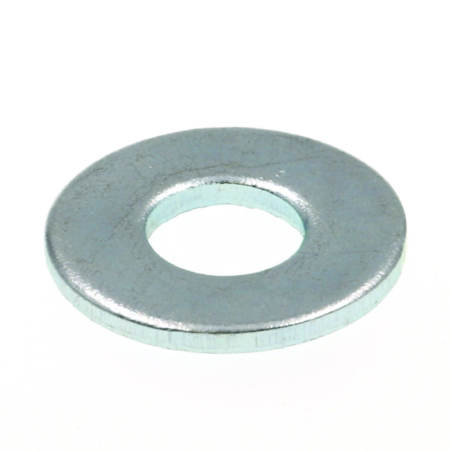 #8 X 7//16 in OD Zinc Plated Steel Prime-Line 9080538 Flat Washers SAE 50-Pack