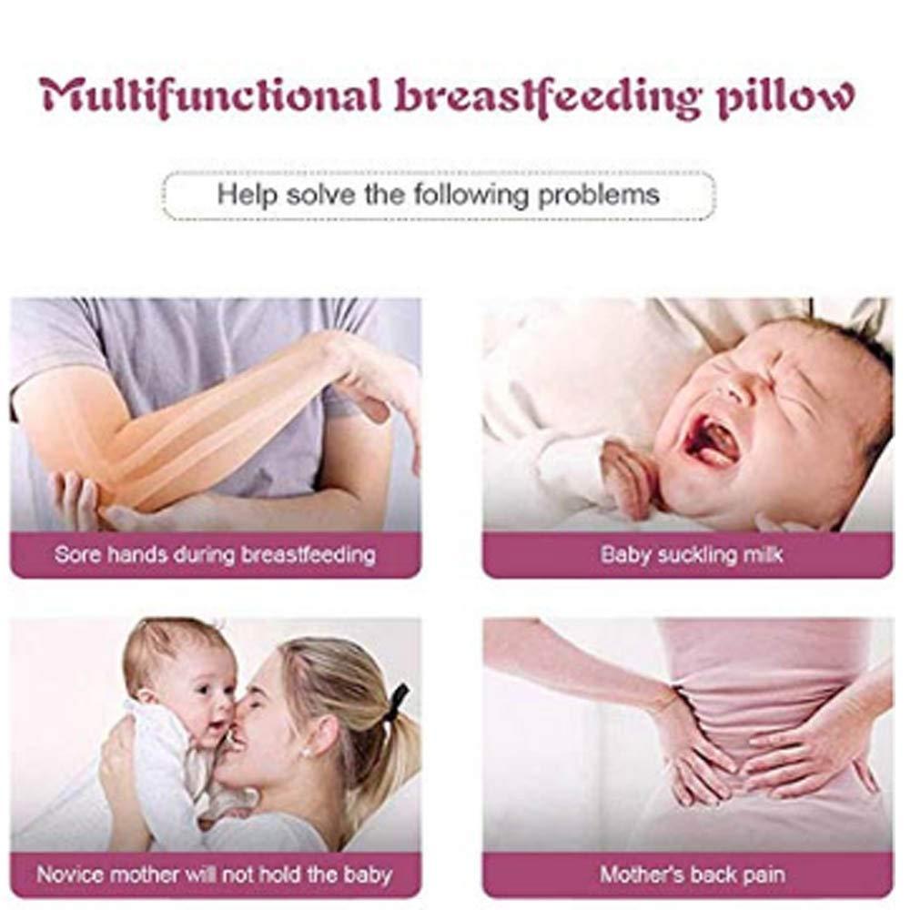 Amazon.com: ZTXY - Cojín multifunción para lactancia materna ...