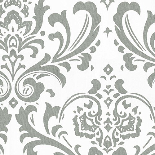 Carousel Designs Pink and Gray Traditions Crib Bumper by Carousel Designs (Image #3)