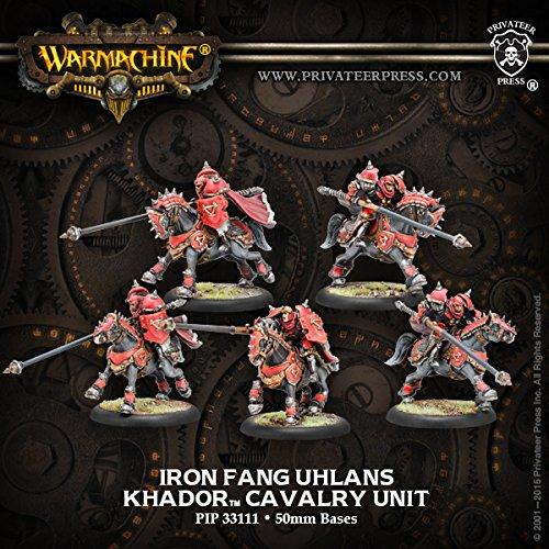Iron Horse Ride - PIP33111 Khador: Iron Fang Uhlans Box