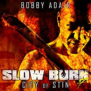 Slow Burn: City of Stin, Book 7 Audiobook
