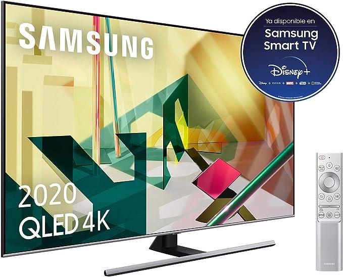 Samsung QLED 4K 2020 65Q75T - Smart TV de 65