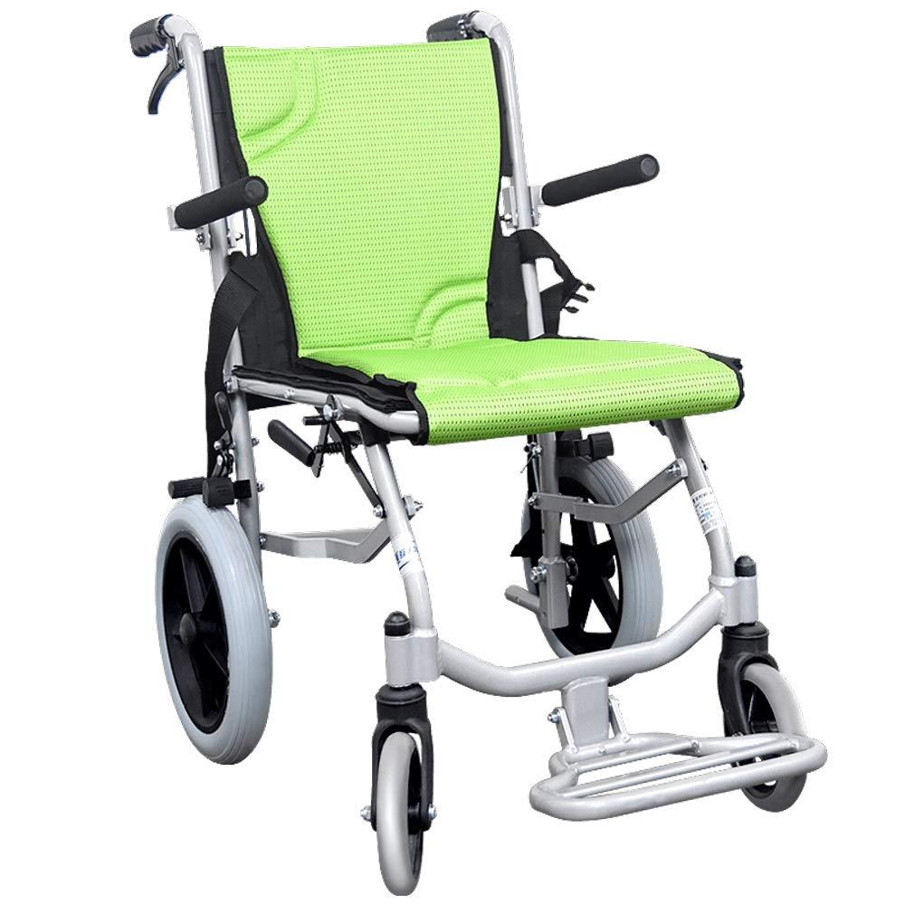 【メール便不可】 MEI GUI Green 手動車いすアルミ折りたたみ (色 : Green) Green MEI : B07LD5FK8D, お名前シールのお店 お名前シール:6a740b6c --- a0267596.xsph.ru