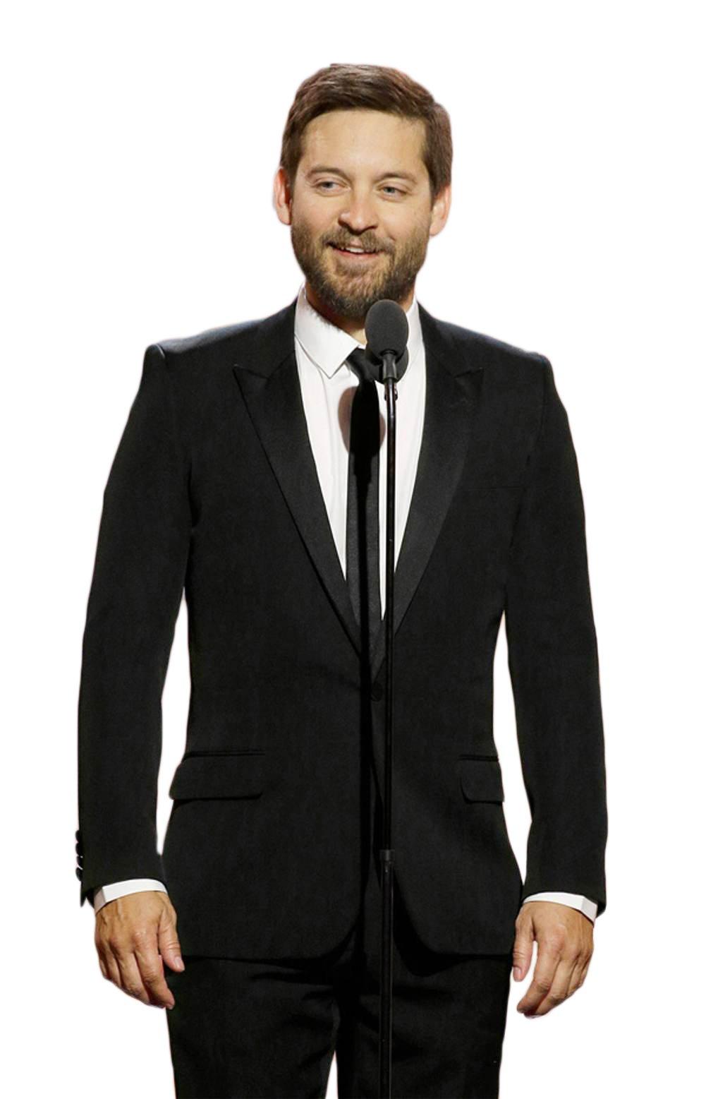 Love Dress Men's Slim Fit Peak Lapel Celebrity Gown Pant Jacket L