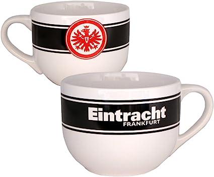 Eintracht Frankfurt Emaille Tasse