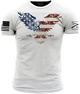 Amazon.com  Grunt Style Men s America T-Shirt  Clothing ba5da1b2932
