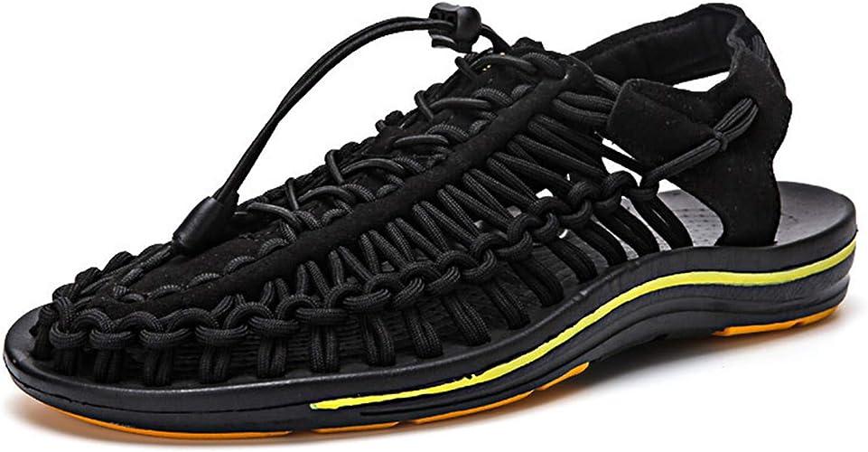 Chic Outdoor Mens Sports Beach Casual Shoes Sandals Flip Flops Summer Shoes Sz