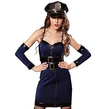 FIZZENN Disfraz de Dormitorio Sexy para Mujer Traje de Mujer ...