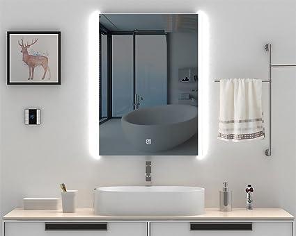 Amazon Com Heynemo 32 X24 Bathroom Led Lighted Vanity Mirror Wall
