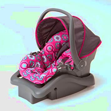 Amazon.com : Race Car Seat Baby Trend Car Seat for Boy and Girl, for ...