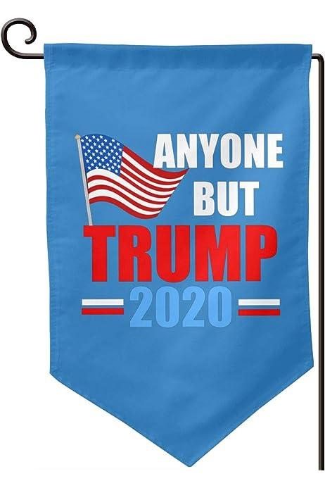 Donald Trump Flag FREE SHIPPING Black 3x5/' Flag One Sided Impeach Resist Biden