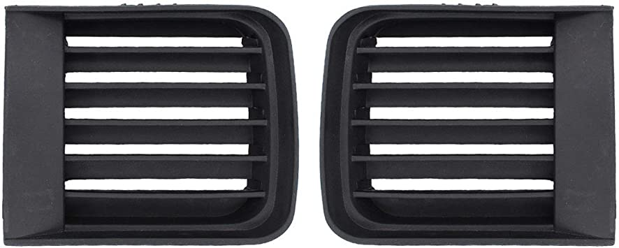 NewYall Pack of 2 Front Door Panel Reflector Cover