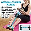 BenefitUSA Band Body Tummy Abdominal Workout Resistance Home GYM Fitness Yoga Equipment Exercise