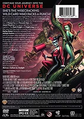 Dcu: Batman & Harley Quinn Edizione: Stati Uniti Italia DVD ...